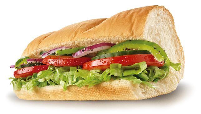 Subway - Veggie Delite®